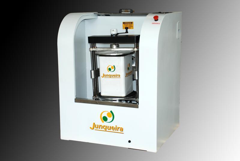 Máquina misturadora de tintas
